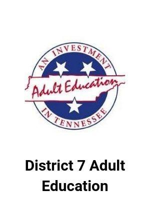 District 7 Adult Education