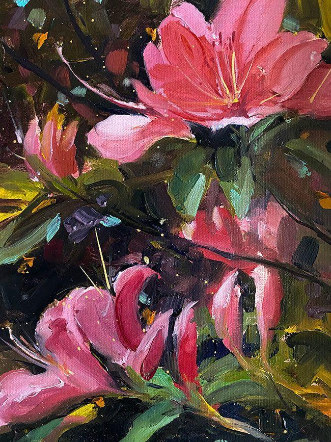 Garden Azaleas