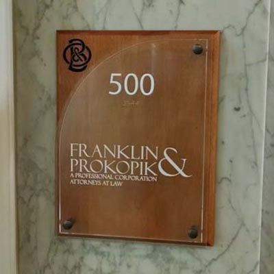 Franklin and Prokopik