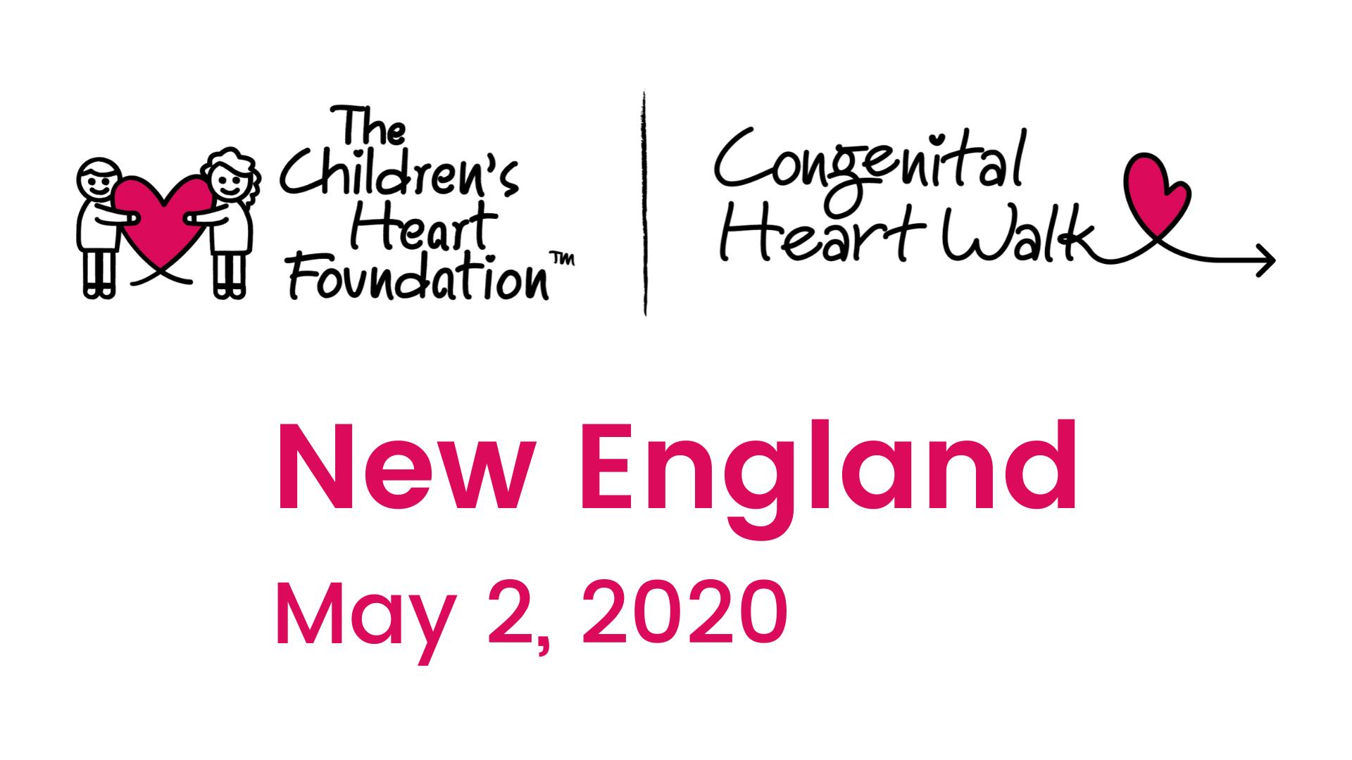 New England Congenital Heart Walk (Massachusetts)