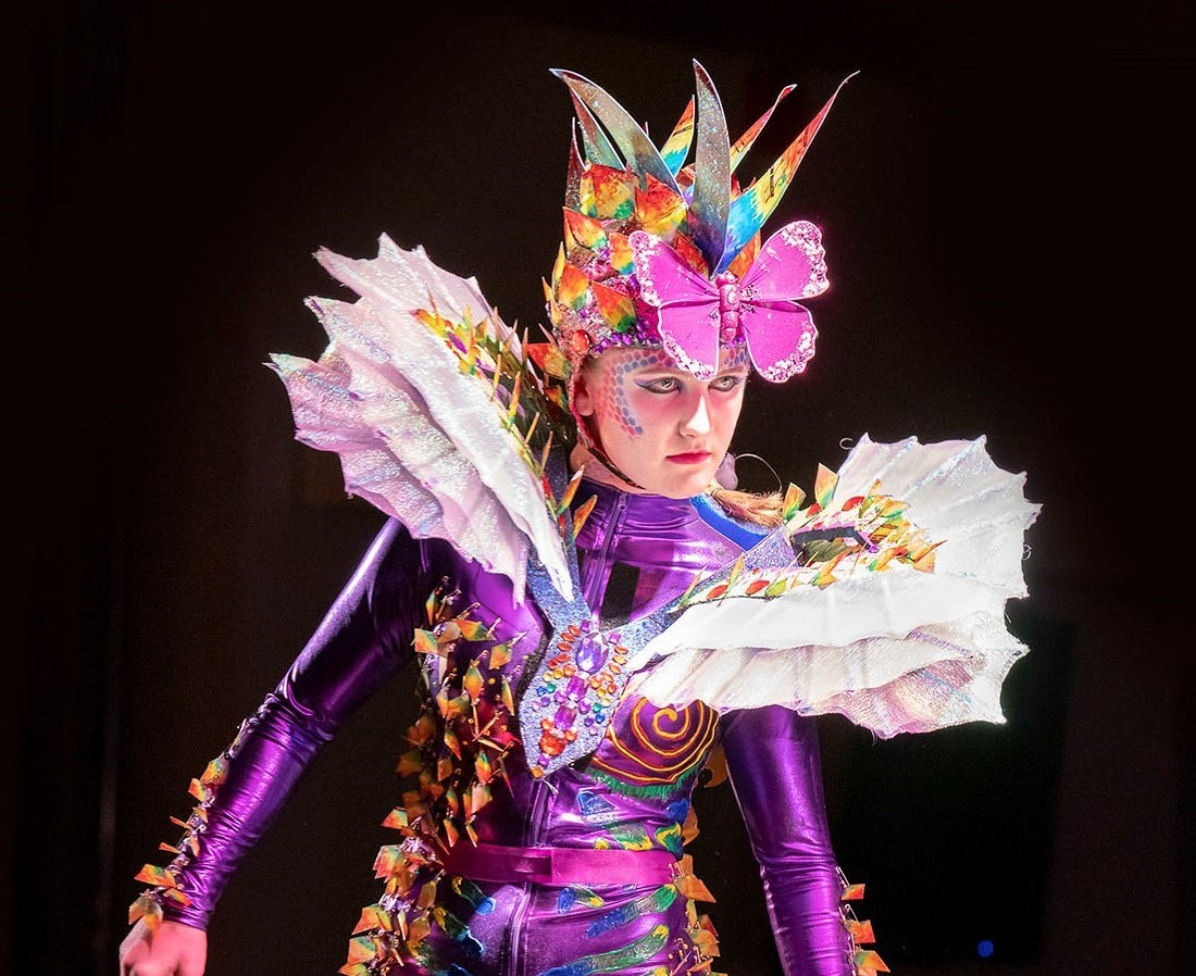 "The 34th Annual Wearable Art Show ""Once Upon A Time"""