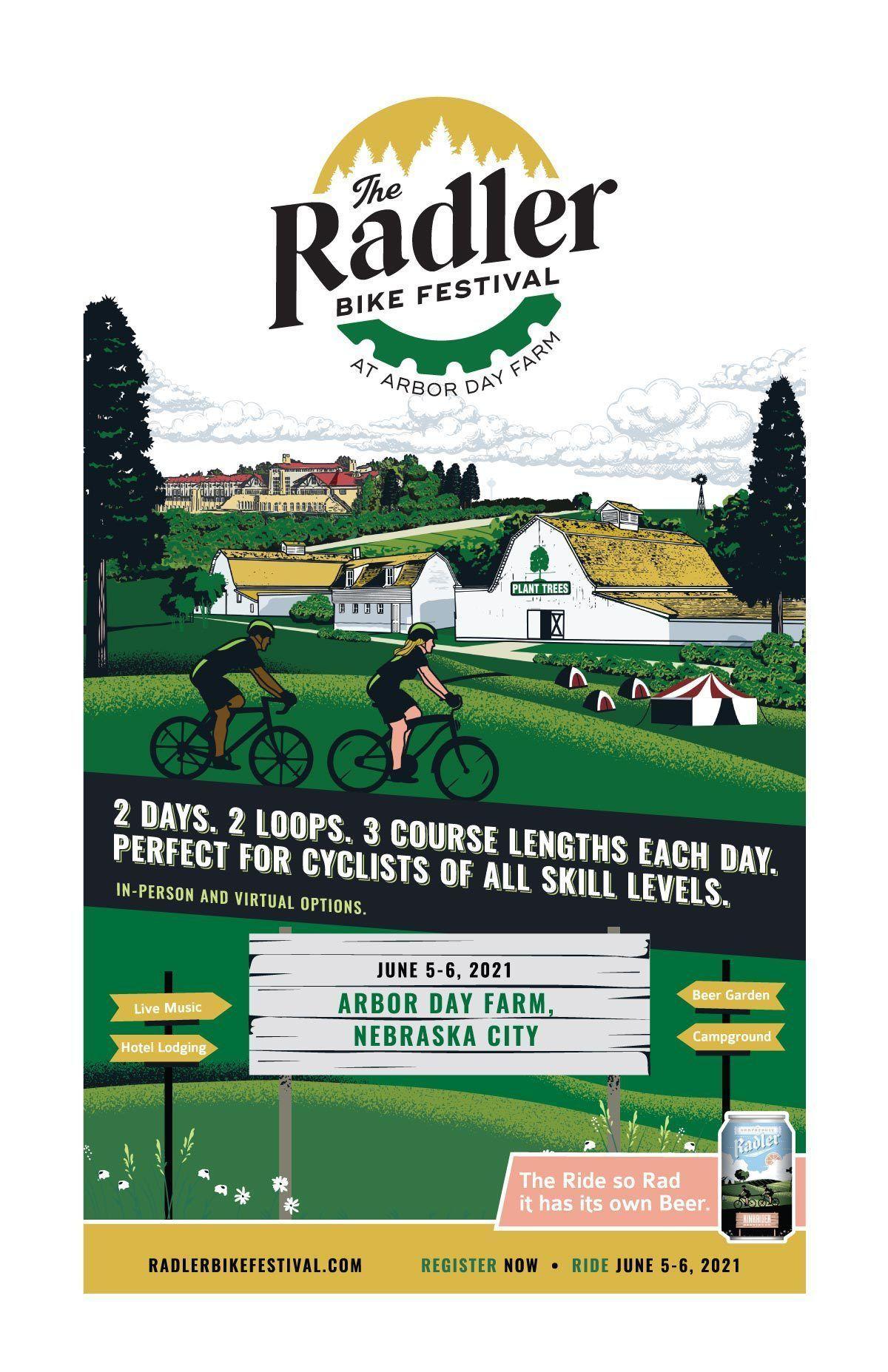 The Radler Festival at Arbor Day Farm