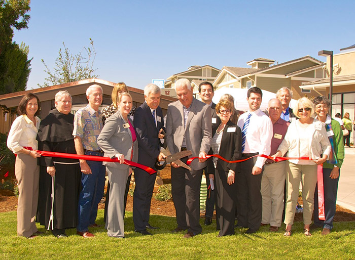 Peoples' Self-Help Housing cuts ribbon to 36-unit affordable apartment complex in Arroyo Grande