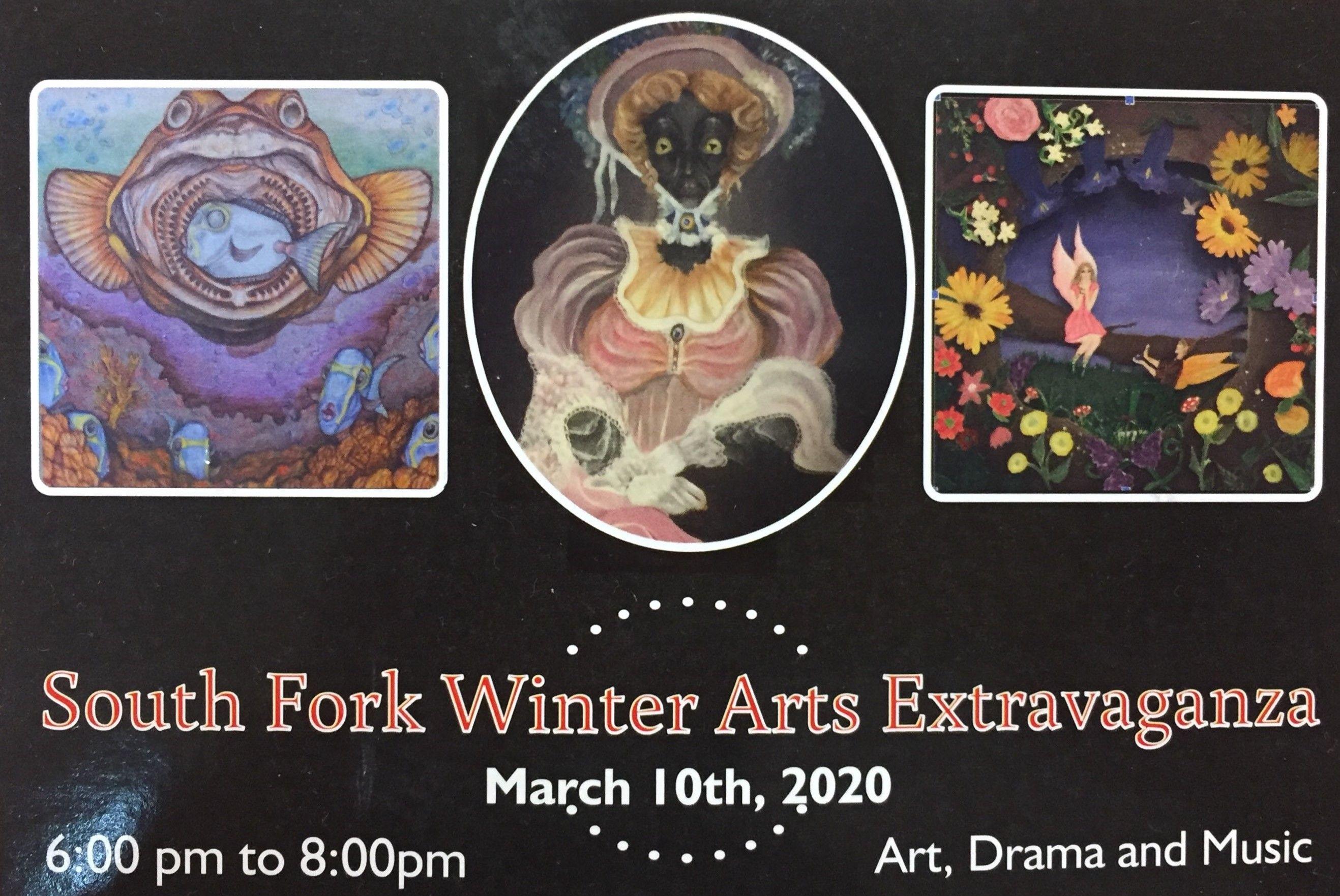 South Fork High School Winter Arts Extravaganza