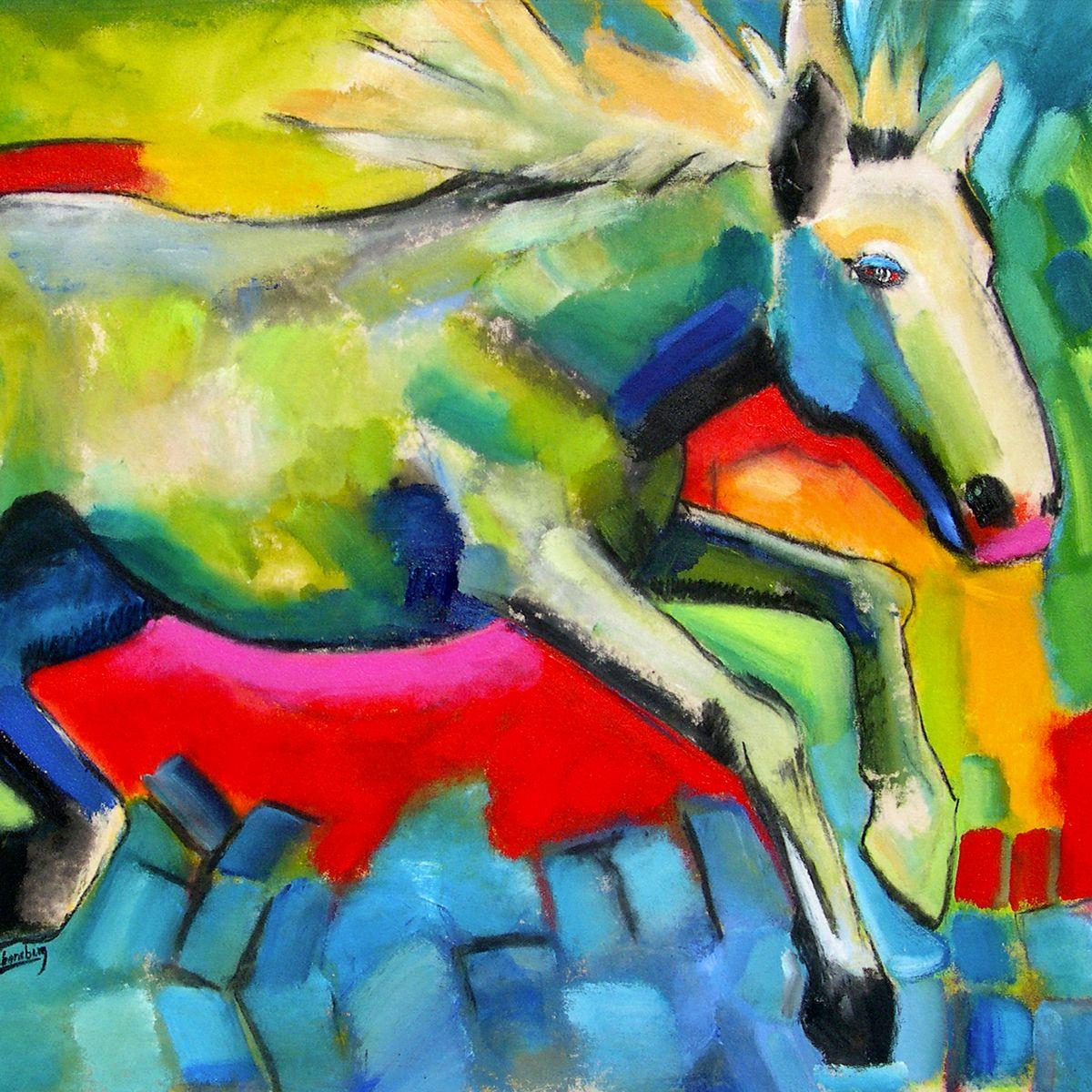 Carmague Horse