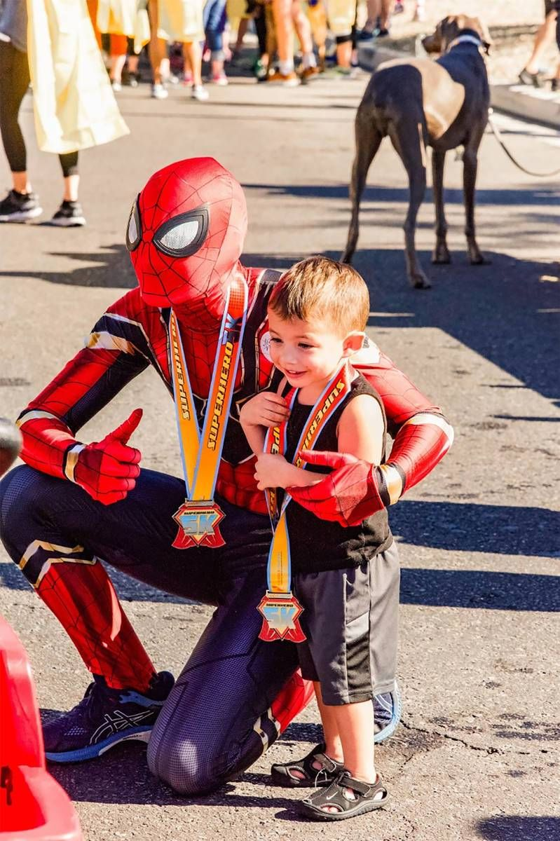 Candlelighters Superhero 5K goes virtual Sept. 19-25
