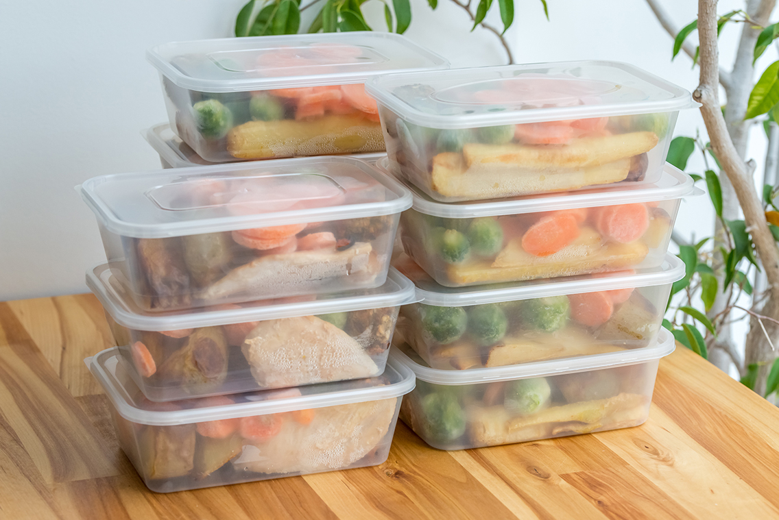 Eating smart on a time budget