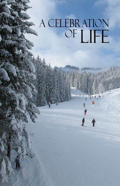 ACBK05 Skiing