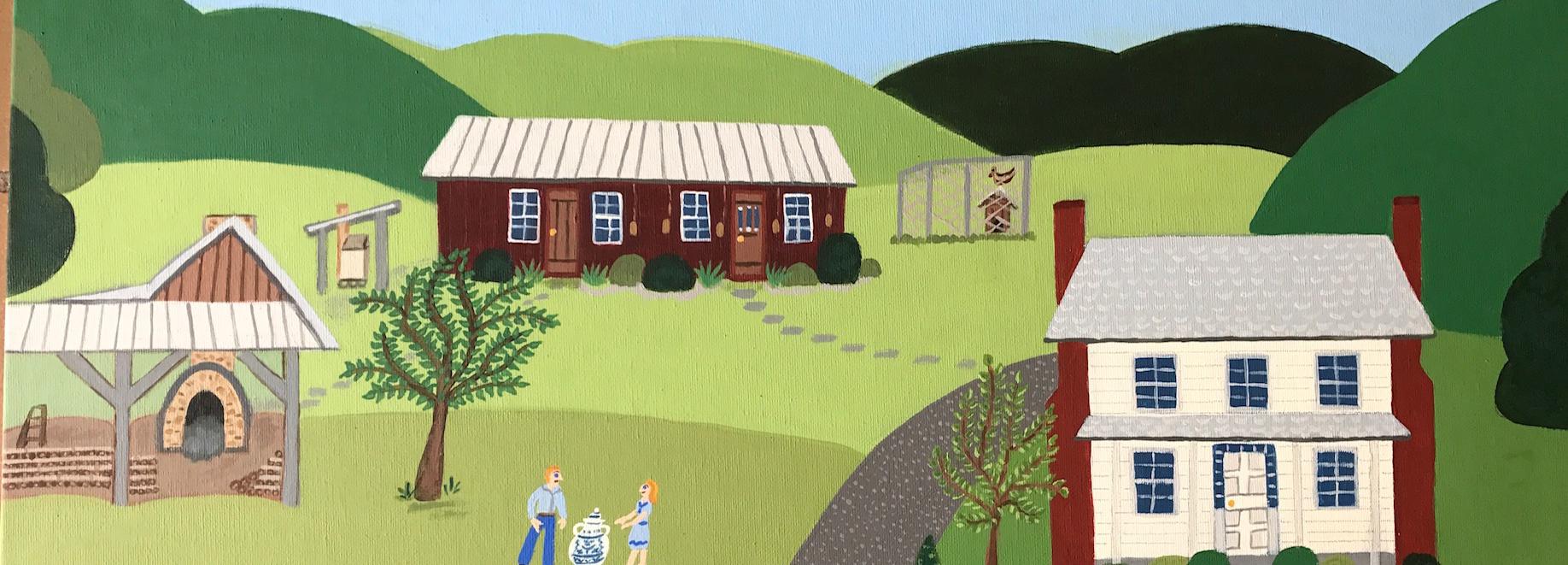 Outsiders: The Inside Story of Folk Art