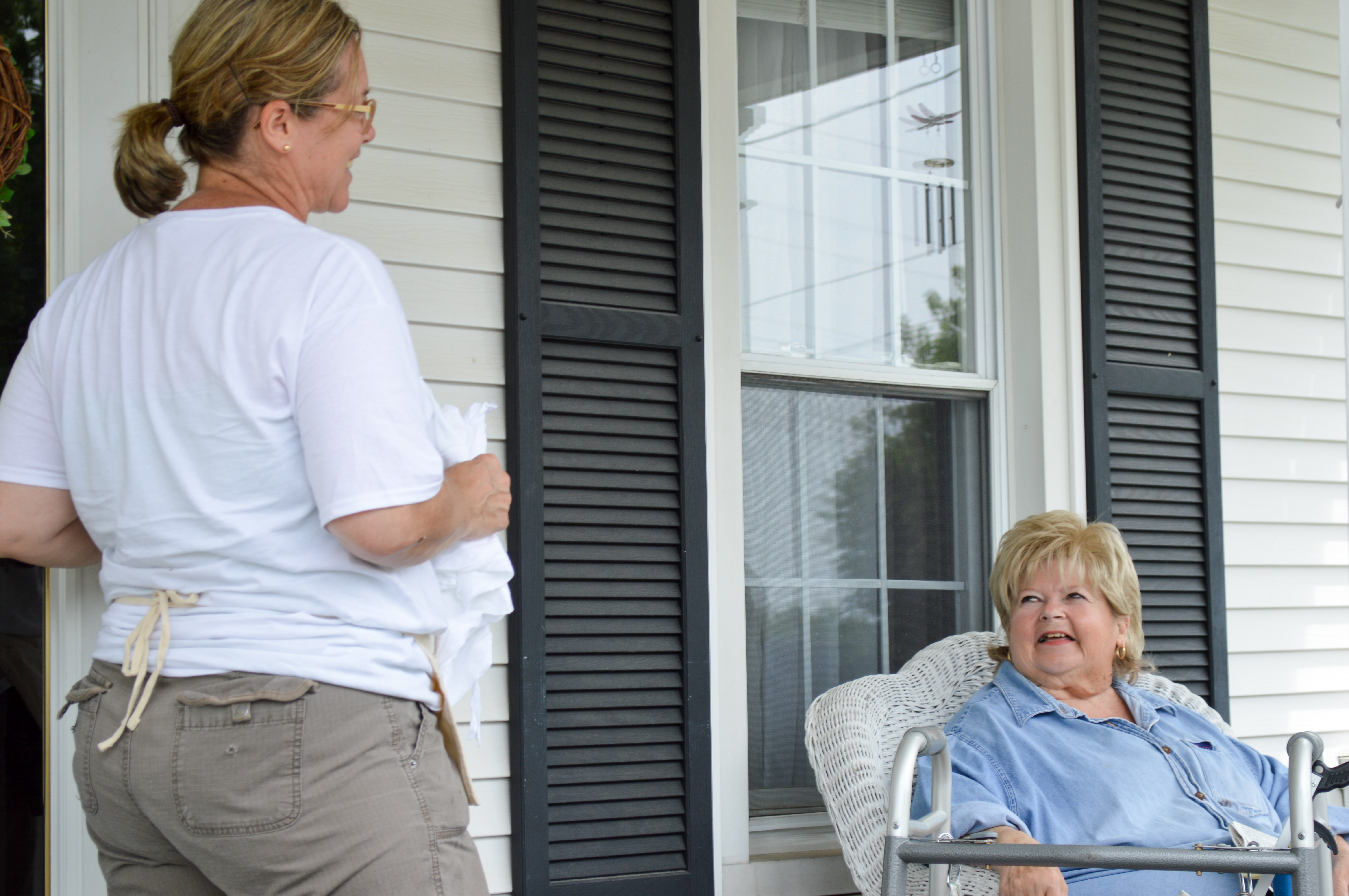Making Homes Safer for Older Adults