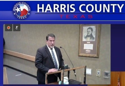 Showdown at Harris County Commissioners' Court – Pastors Stand with Constables!