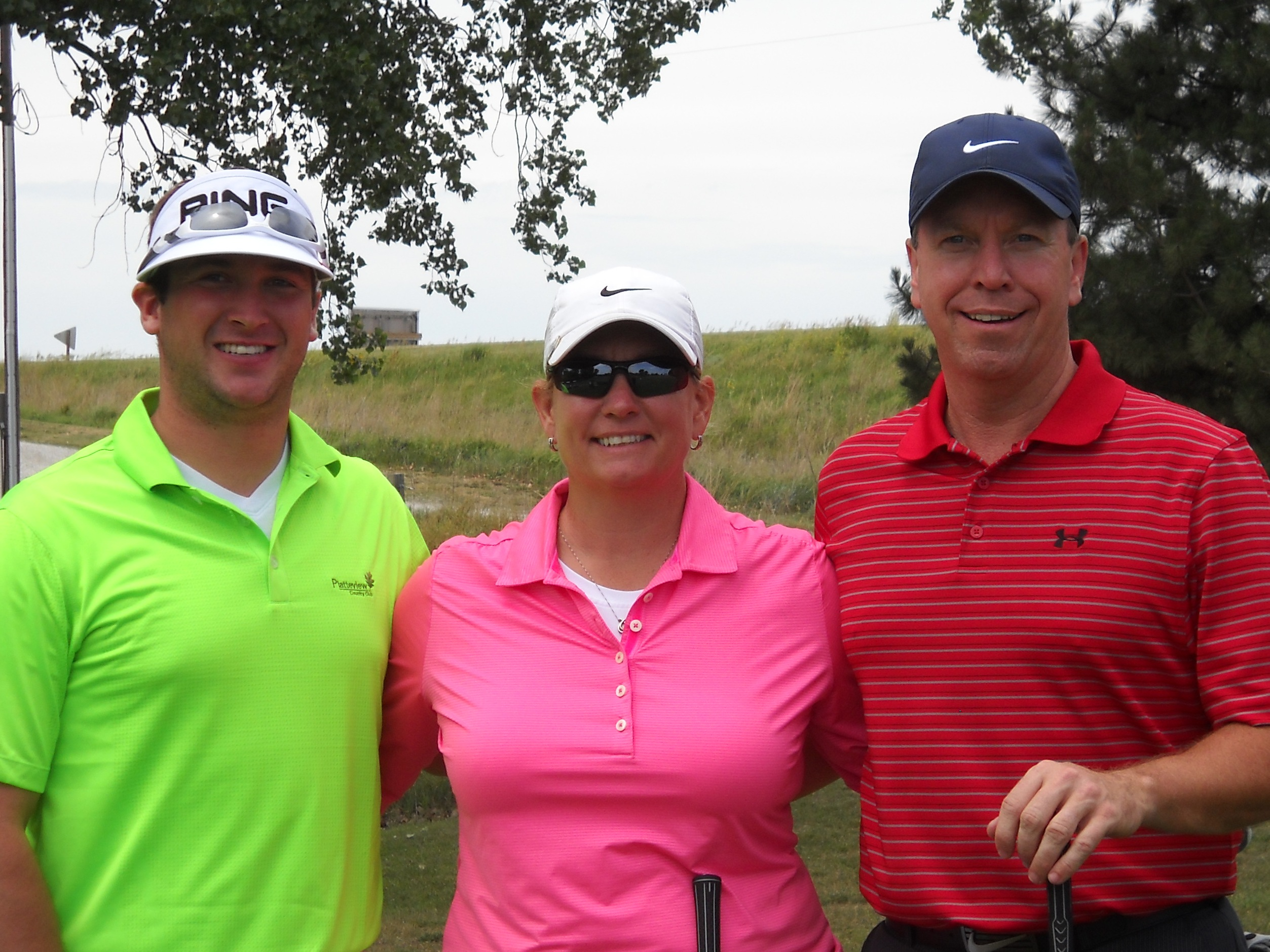 Golfers tee up to raise money for emergency generator