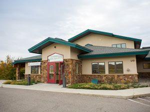 Haven Community Center Entrance