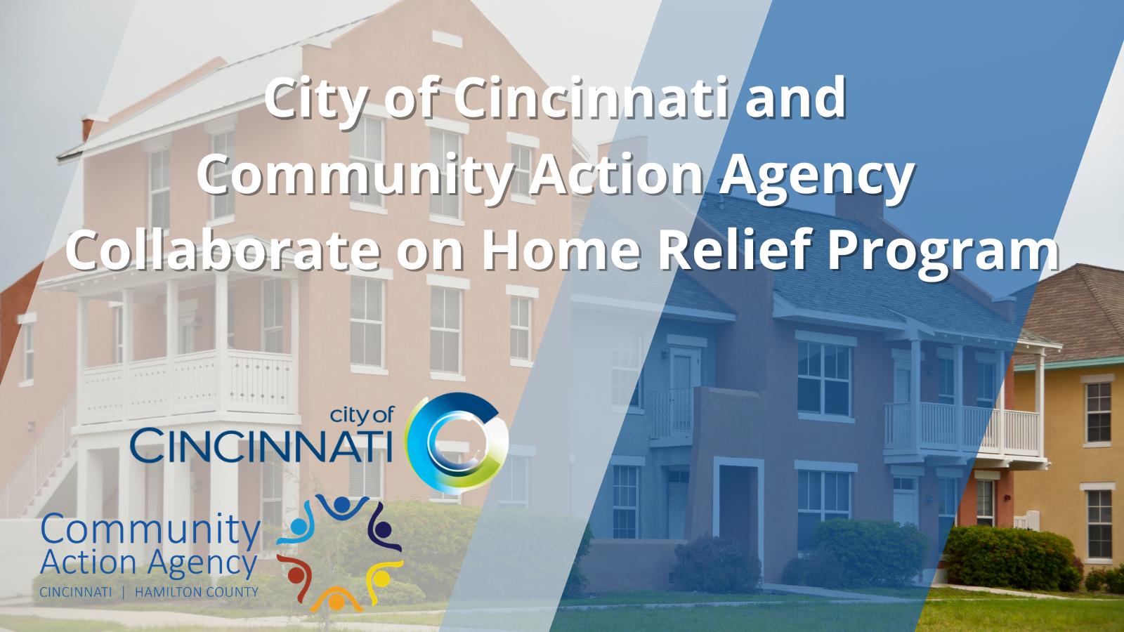 The City of Cincinnati is proud to announce a new partnership with the Community Action Agency (CAA) intended to assist households who have fallen behind on rent and utility bills due to the COVID-19 pandemic.