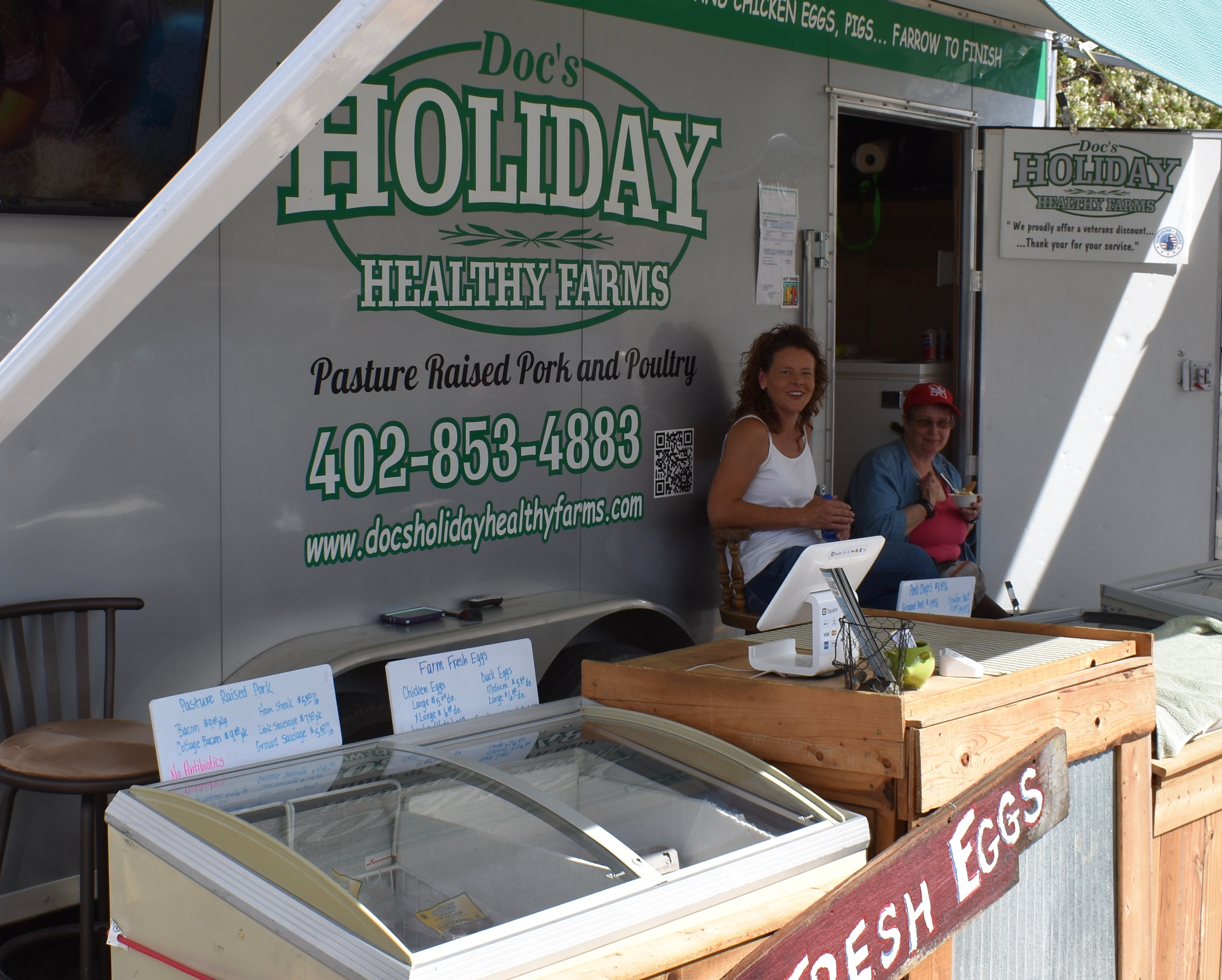 Doc's Holiday Healthy Farms