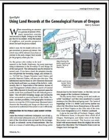 Using Land Records