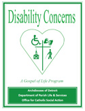 Disability Concerns - Booklet