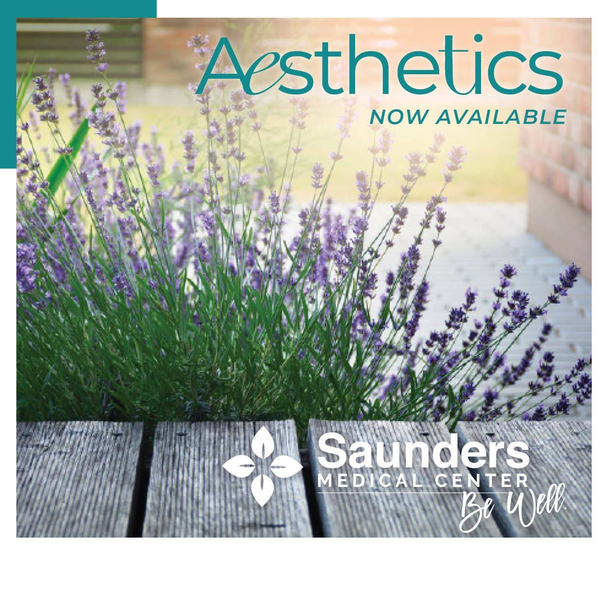 Aesthetics Now Available