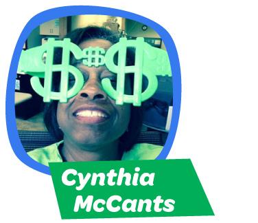 Cynthia McCants