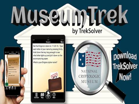 MuseumTrek app