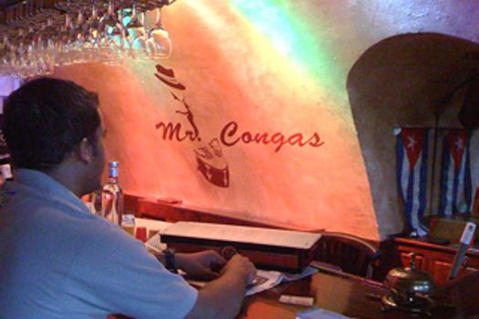 Mr Congas