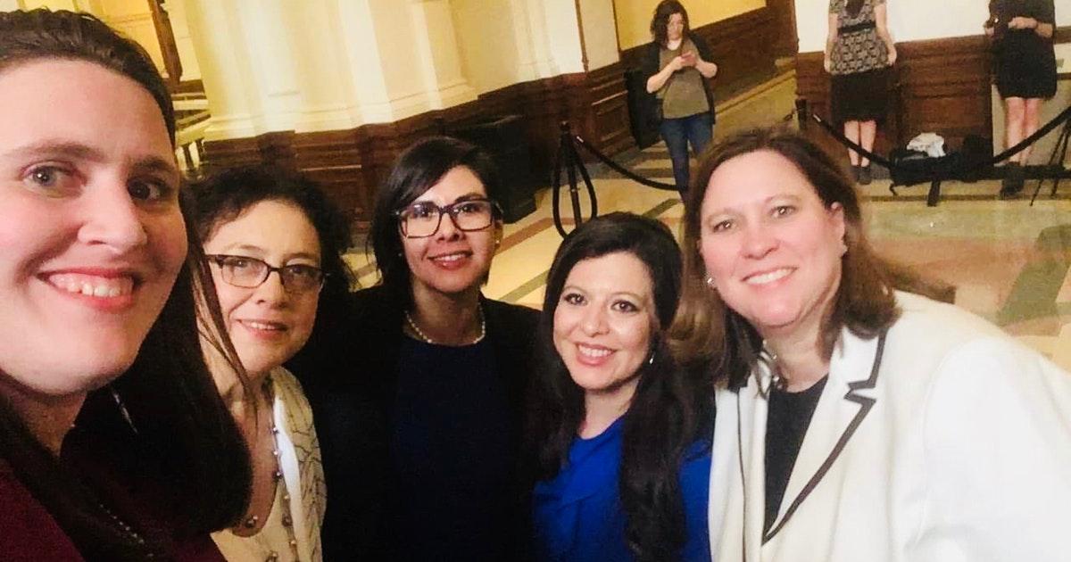 Five women start Texas Legislature's first LGBTQ caucus