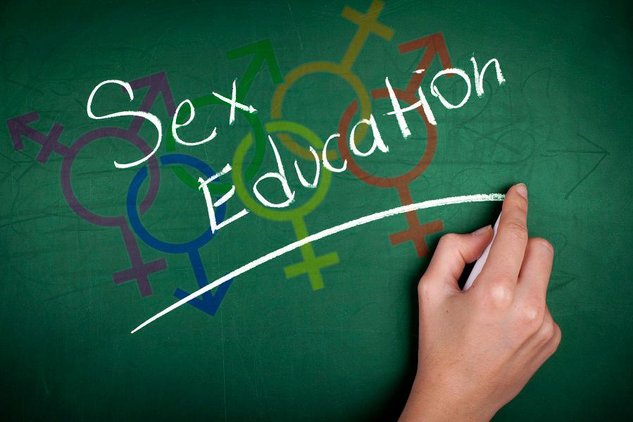 California Sex Education Exposed: Part 1