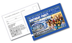 Birthday parties at the cradle of aviation museum