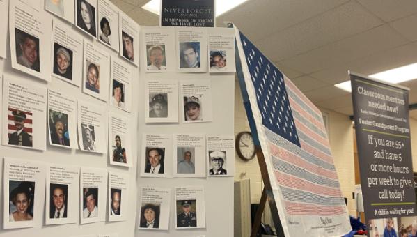 AmeriCorps Seniors and RMDC host 9/11 memorial