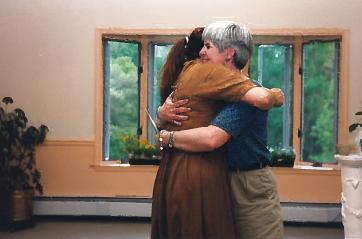 Survivor appreciation ceremony held by A Woman's Place.