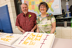 Pastor Rich Murray Retires