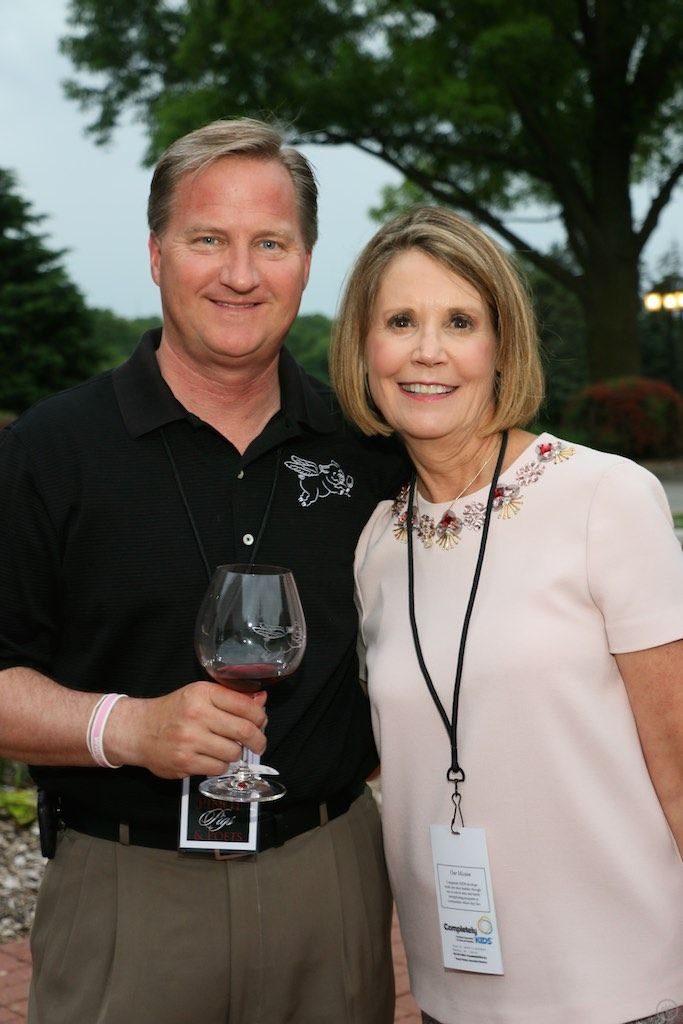 Brian Leiferman & Jody Carstens