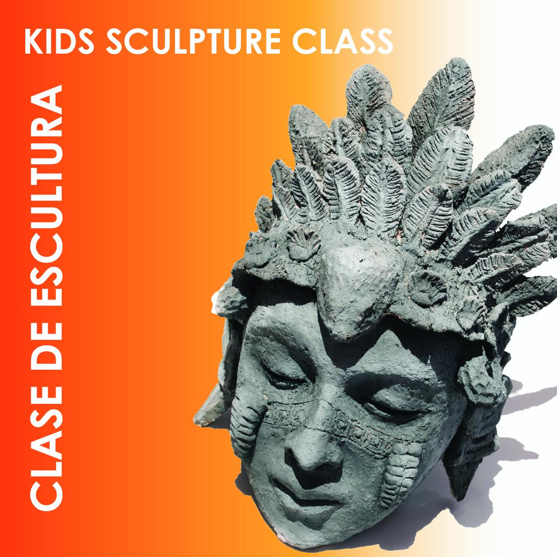 Free Kids Sculpture Class