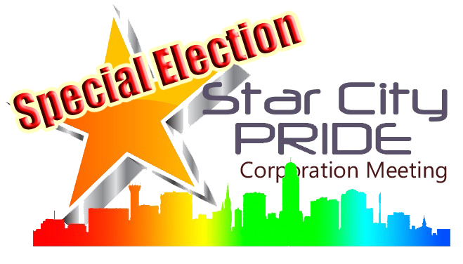 Special Election - Corporation Meeting