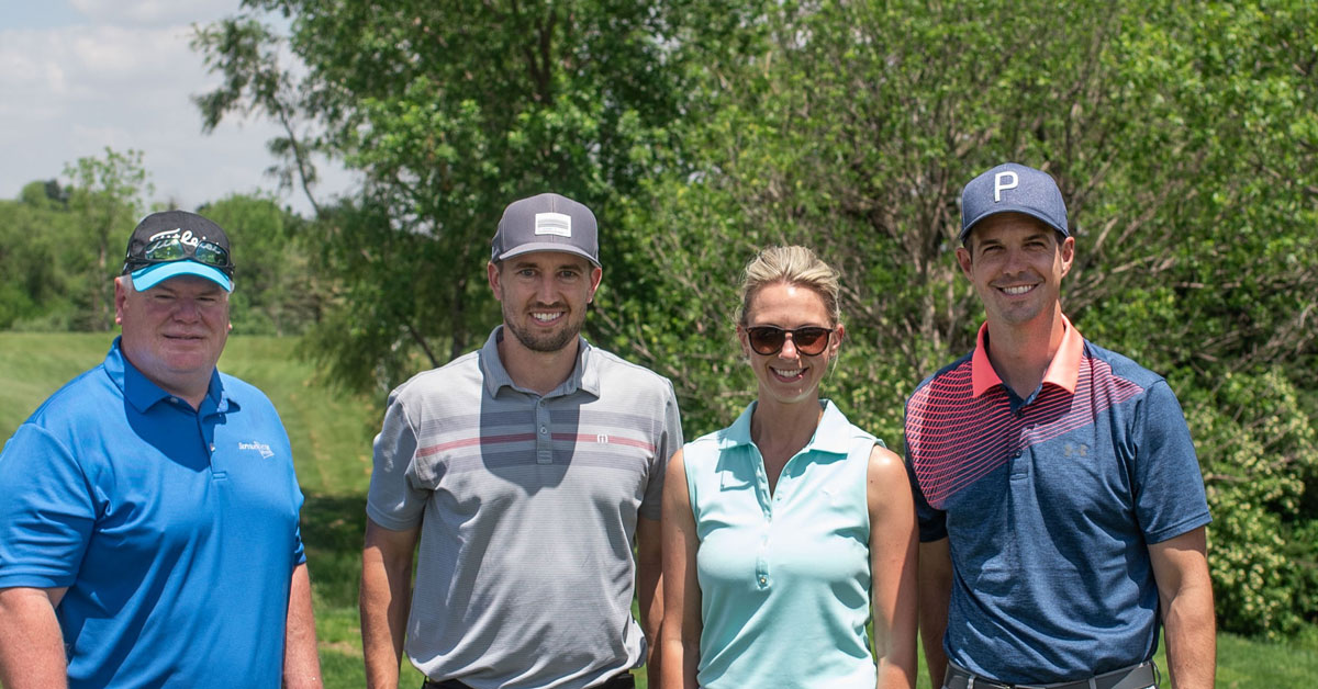 Unico Group at Sertoma Golf Event