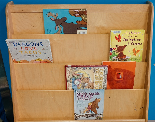 Books Needed in Head Start