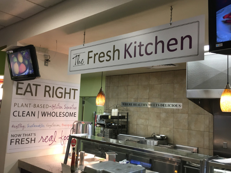 Signs and Graphics for Restaurants in Orange County CA