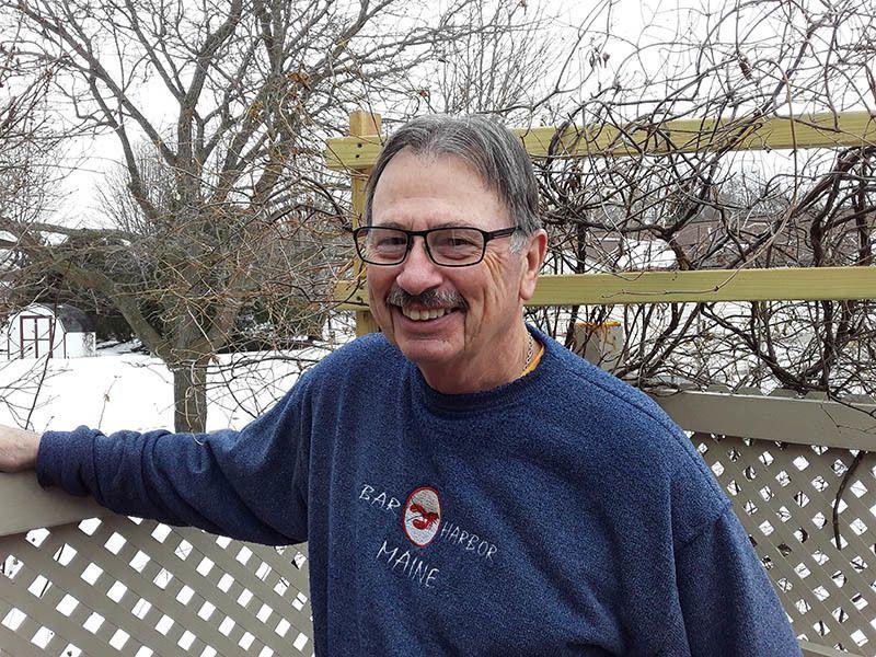 MEET A GREAT VOLUNTEER: Ron Helmeid
