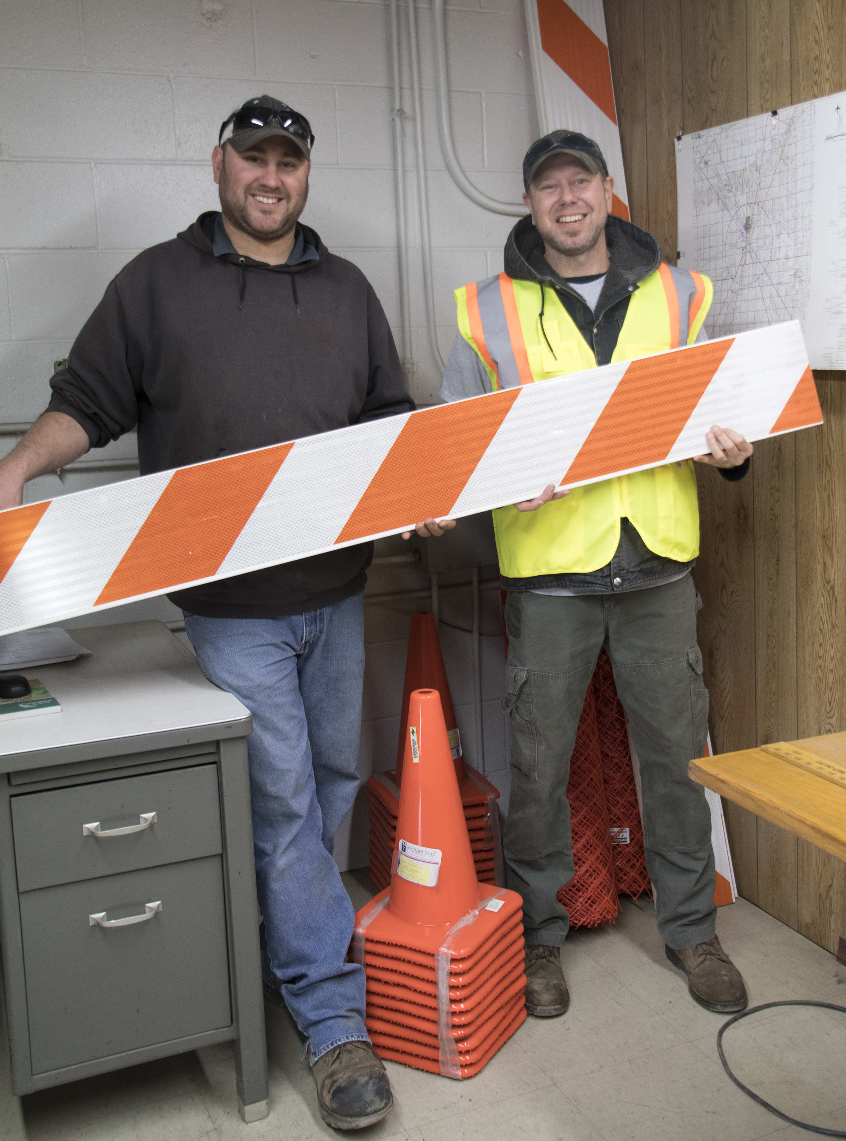 David City purchases items with Safety Grant