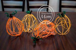 Health and Wellness - Yarn Pumpkins & Stress Management