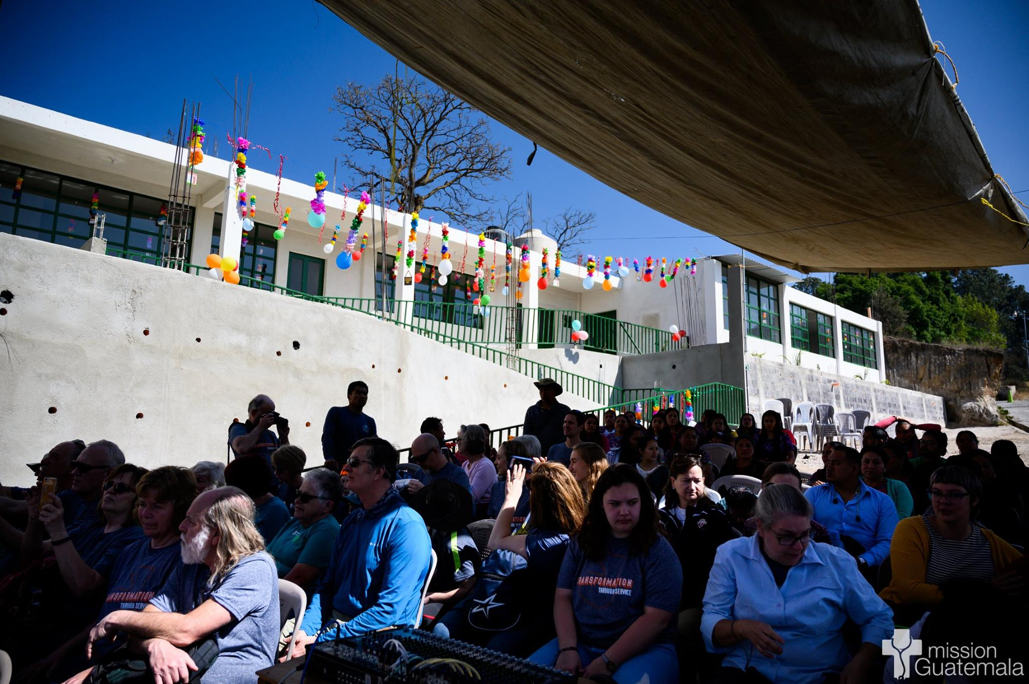 Casa Del Maestro Opens!