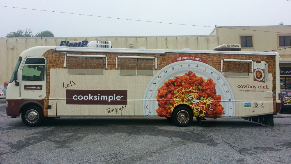 Cook Simple RV Driver Side