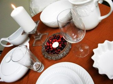 Holiday Feast Ideas from Goodwill