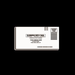 #6 3/4 Regular Business Reply Envelope