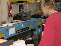 Prism 30 inch Programmable Cutter