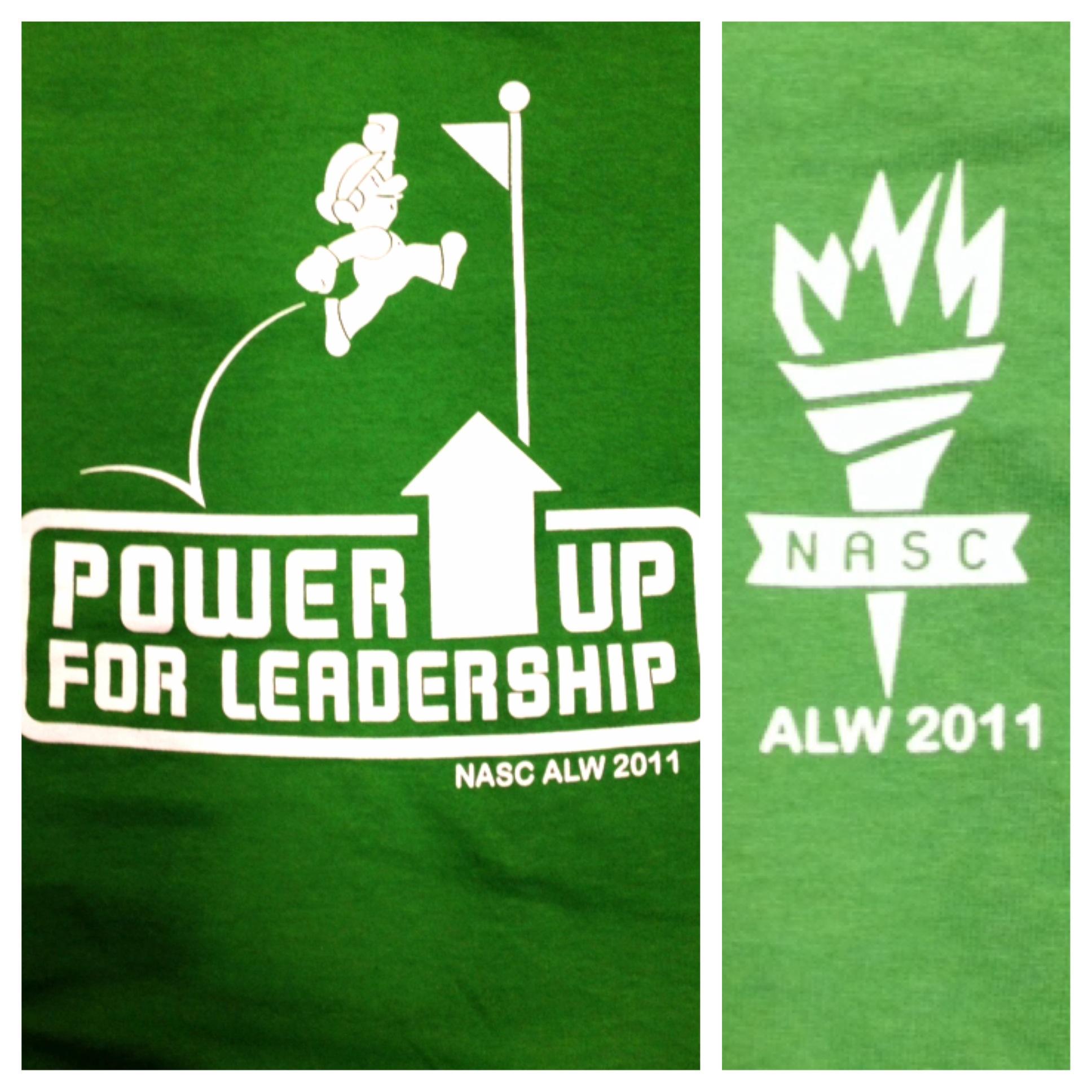 2011 ALW Shirt