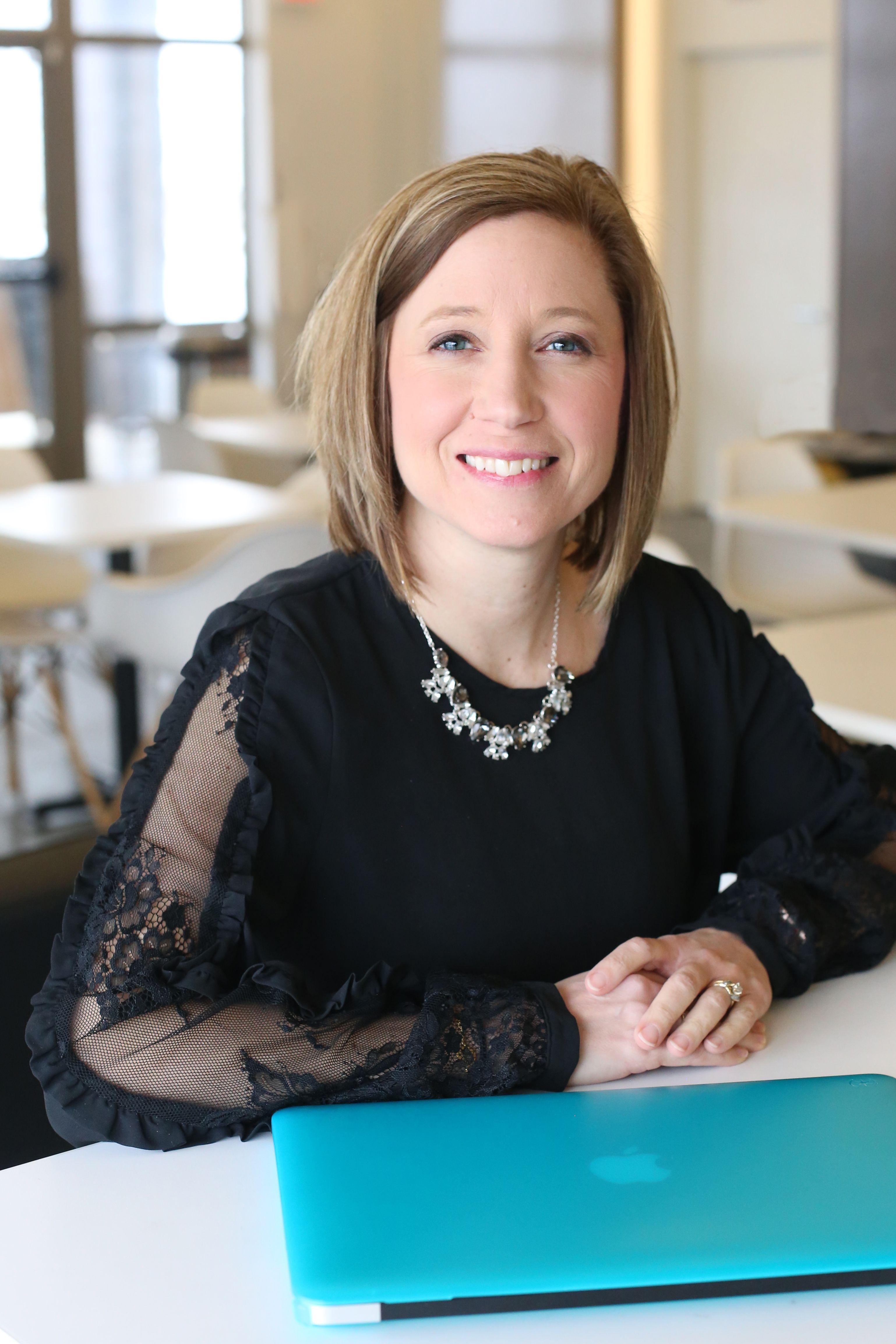 Stacey Regennitter, Director of Programs