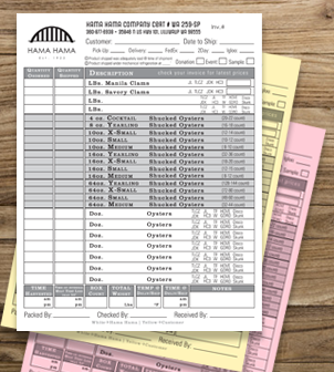 Carbonless and Prescription Forms