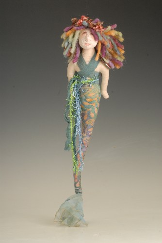 Crafting with the Southern Highland Craft Guild: Little Fairy Mermaid