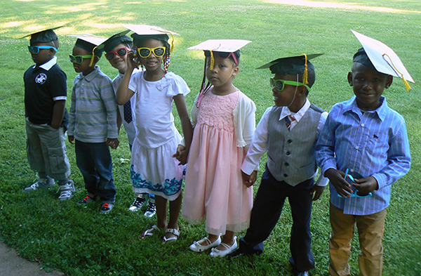 Early Learning Childcare Graduation